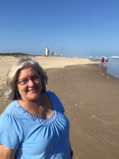 south-padre-elain-on-beach
