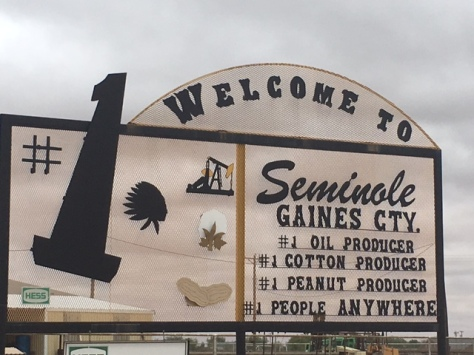 Seminole Sign
