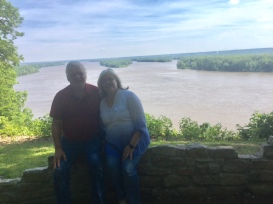 Lewis and Elaine Mississippi River