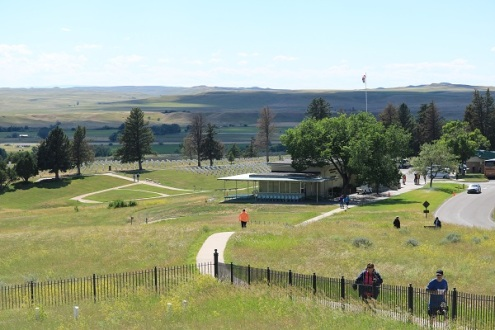 Custer National Cemetery