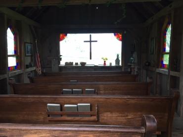 Kieler Chapel Inside