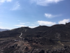 Craters of the Moon Hillside
