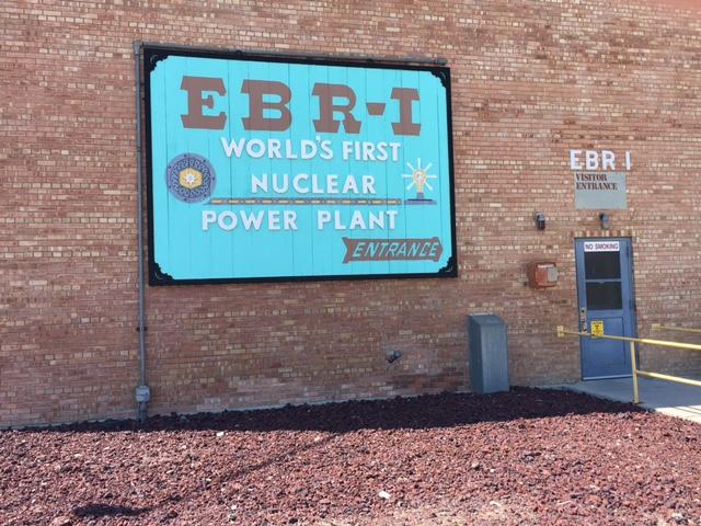 EBR-I Sign