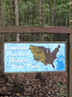 Louisiana Purchase State Park
