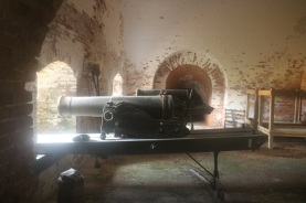 Fort Morgan Gun Room